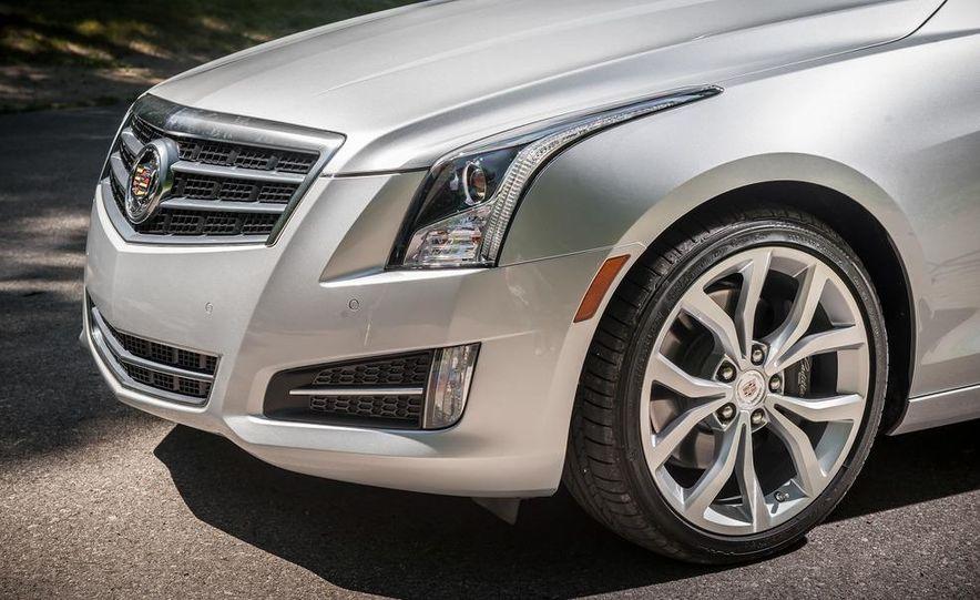 2013 Cadillac ATS 3.6 - Slide 21