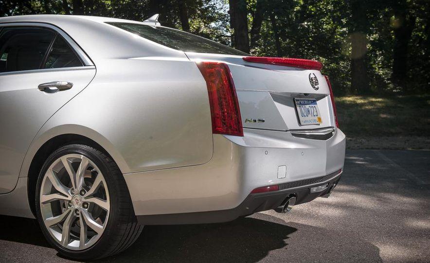 2013 Cadillac ATS 3.6 - Slide 24