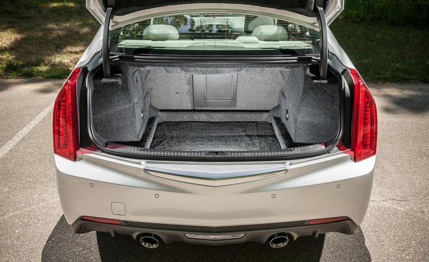 2013 Cadillac ATS 3.6 - Slide 35