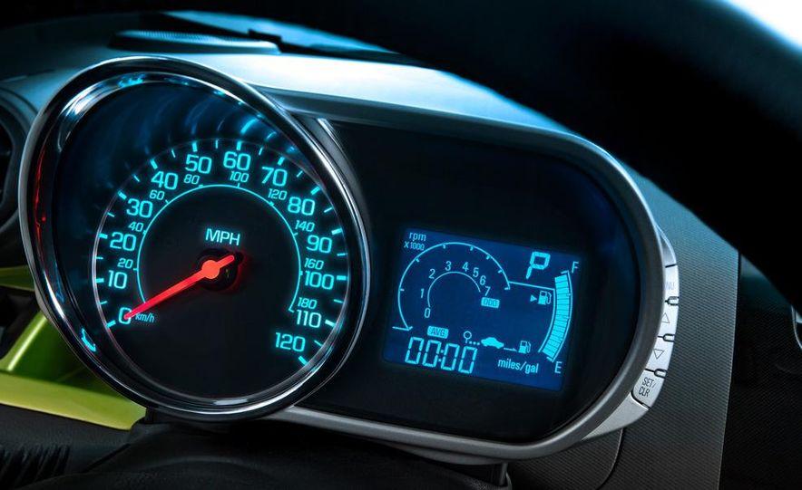 2013 Chevrolet Spark - Slide 17