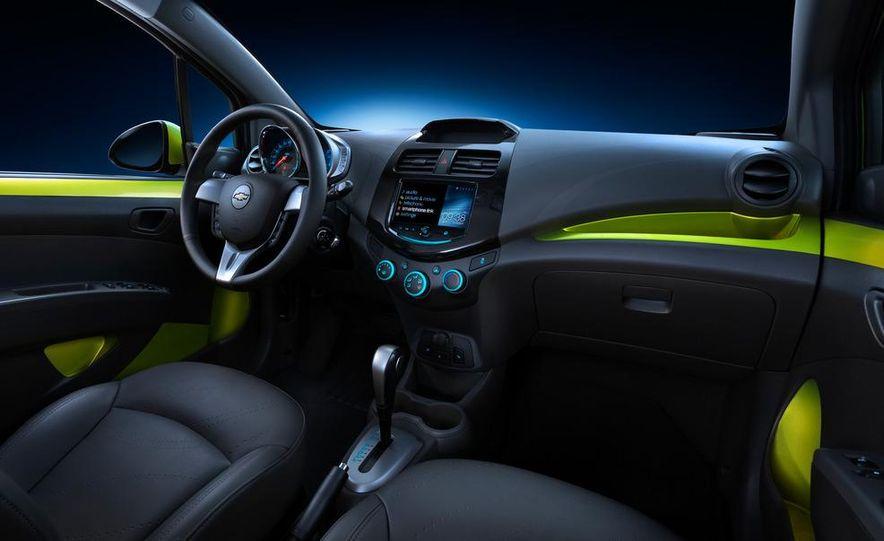 2013 Chevrolet Spark - Slide 11