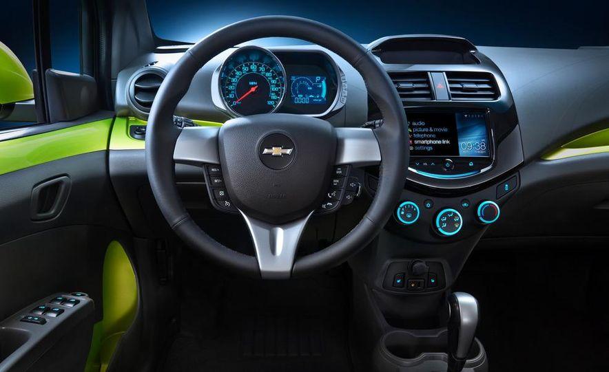2013 Chevrolet Spark - Slide 14