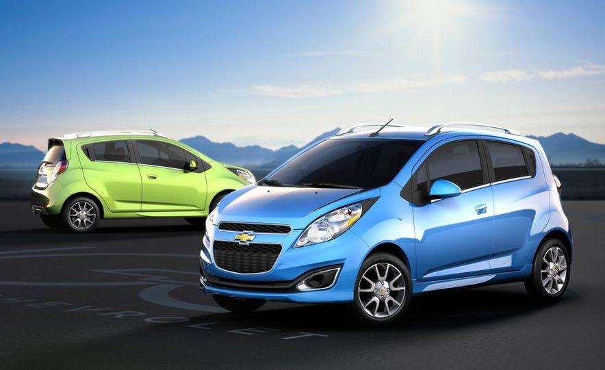 2013 Chevrolet Spark - Slide 1