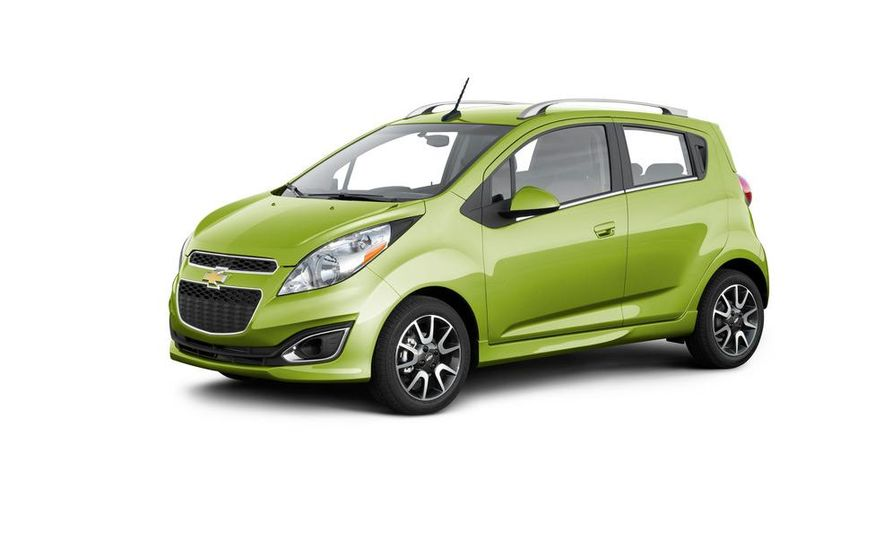 2013 Chevrolet Spark - Slide 24