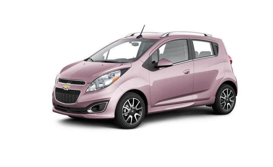 2013 Chevrolet Spark - Slide 25