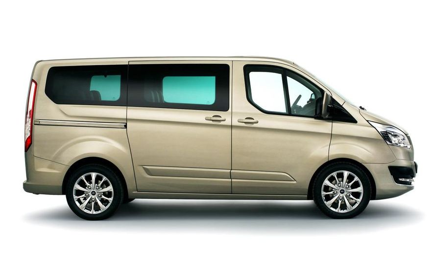 2013 Ford Transit (spy photo) - Slide 17