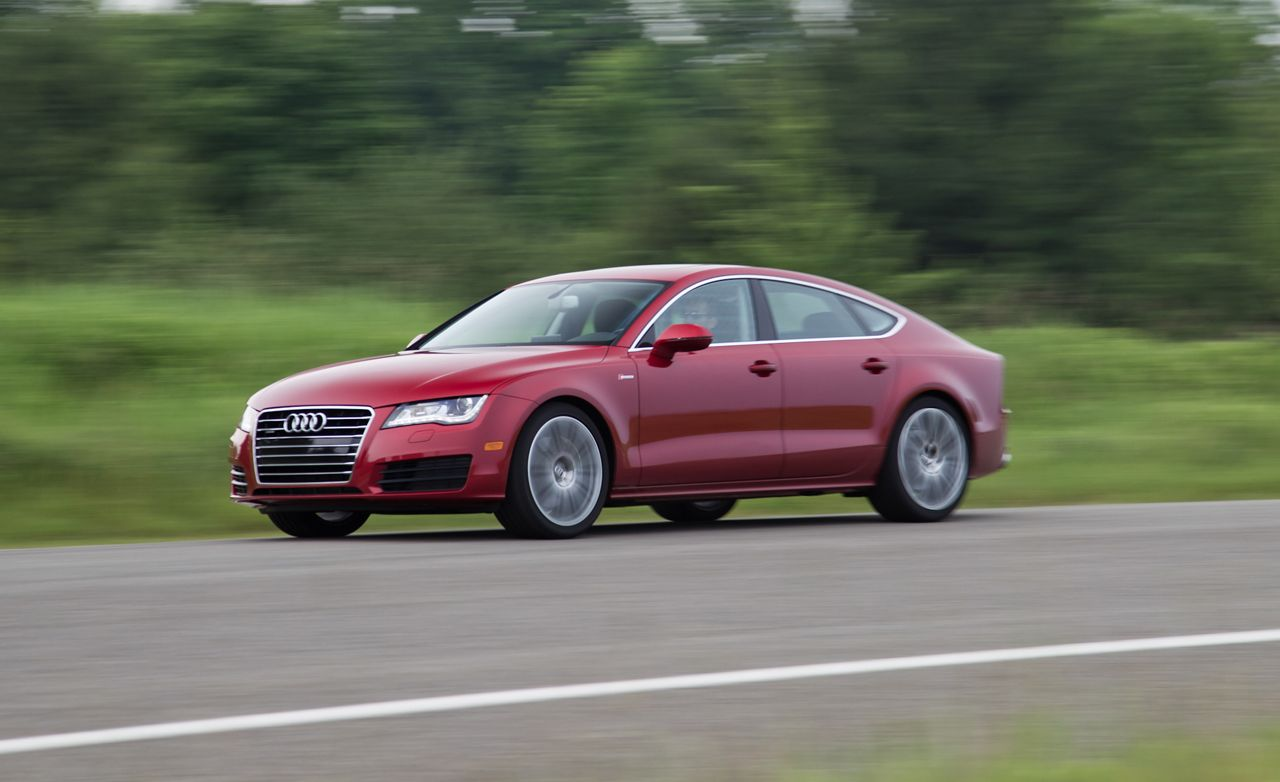 2012 Audi A7 3.0T Quattro