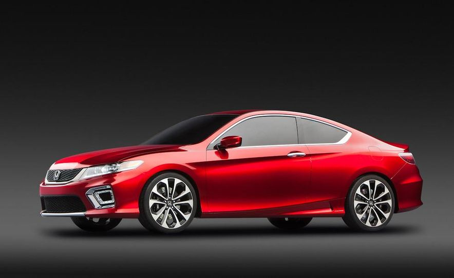 2013 Honda Accord sedan - Slide 22