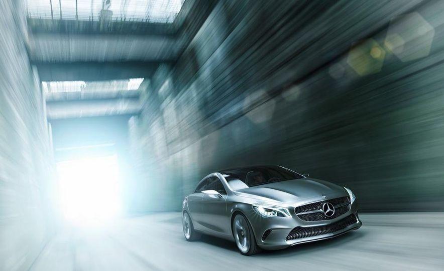 2014 Mercedes-Benz CLA45 AMG (spy photo) - Slide 10