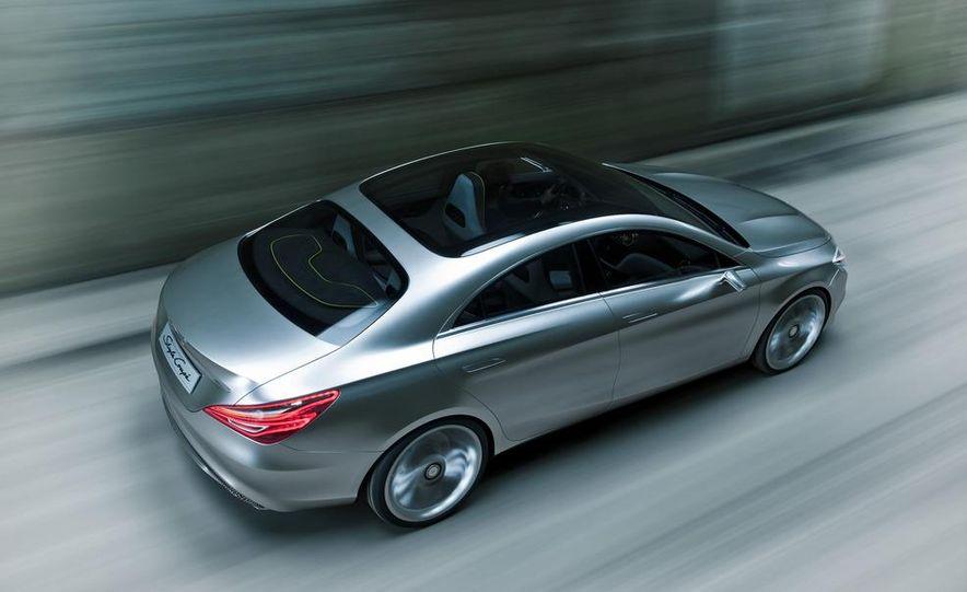 2014 Mercedes-Benz CLA45 AMG (spy photo) - Slide 11