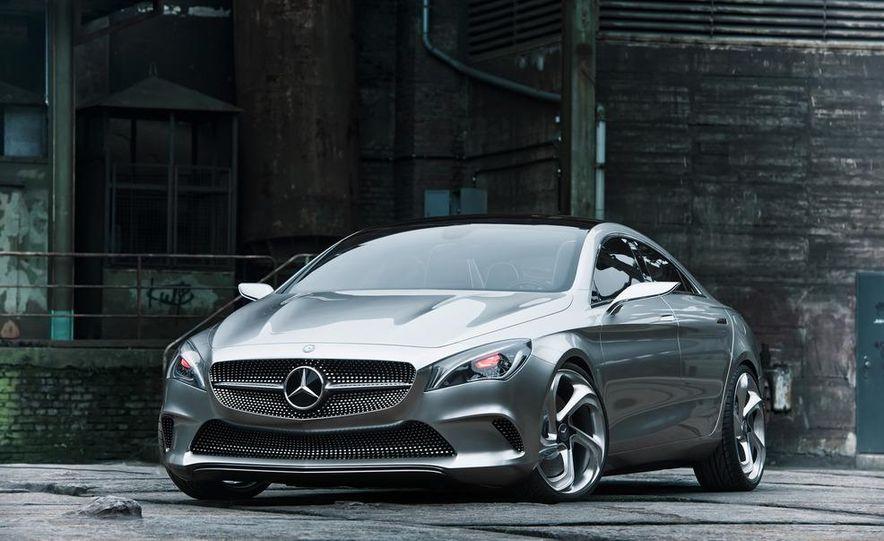 2014 Mercedes-Benz CLA45 AMG (spy photo) - Slide 12