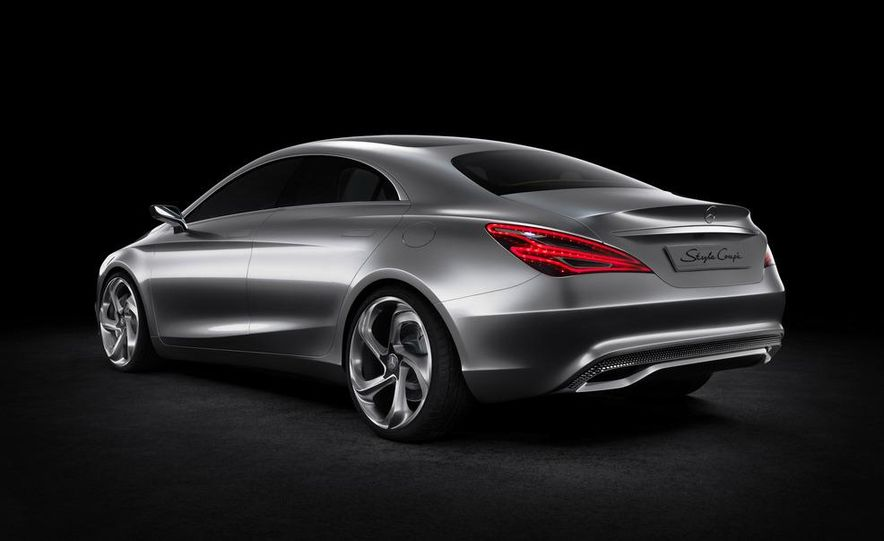 2014 Mercedes-Benz CLA45 AMG (spy photo) - Slide 20