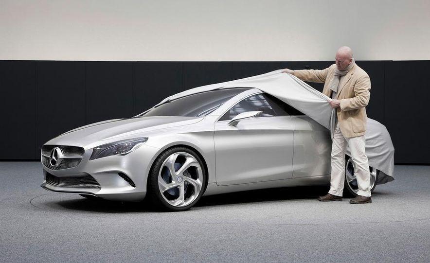 2014 Mercedes-Benz CLA45 AMG (spy photo) - Slide 28