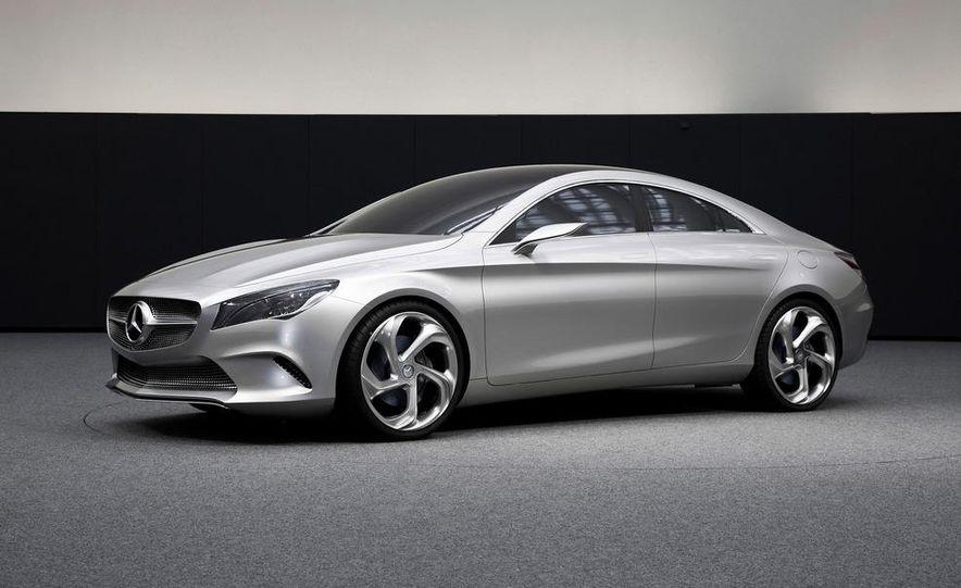 2014 Mercedes-Benz CLA45 AMG (spy photo) - Slide 30