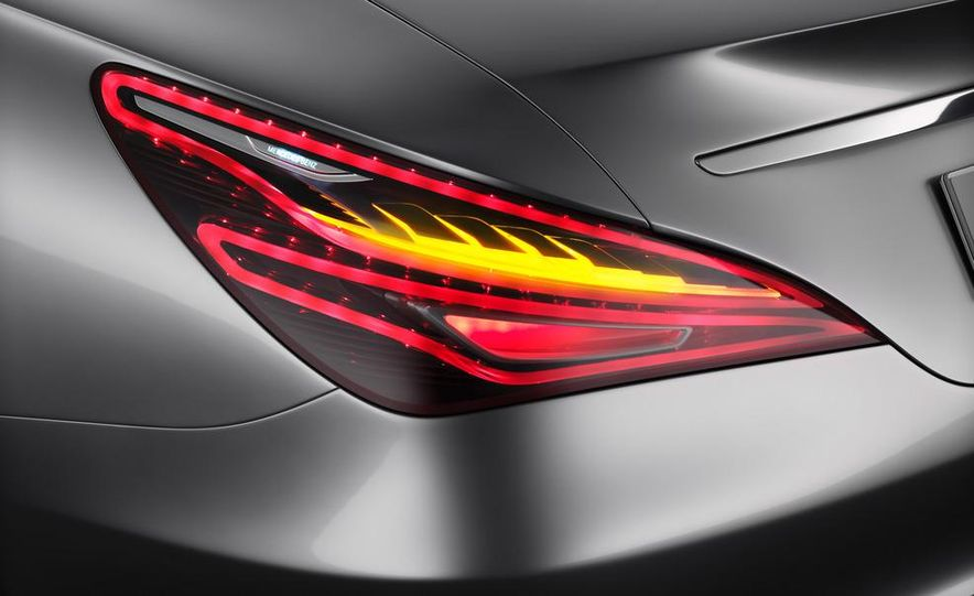2014 Mercedes-Benz CLA45 AMG (spy photo) - Slide 24