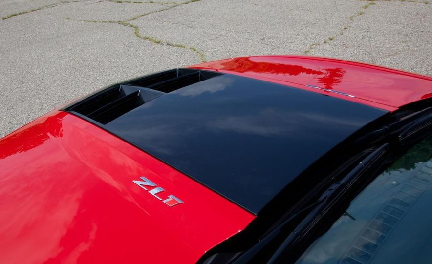 2013 Chevrolet Camaro ZL1 convertible - Slide 18