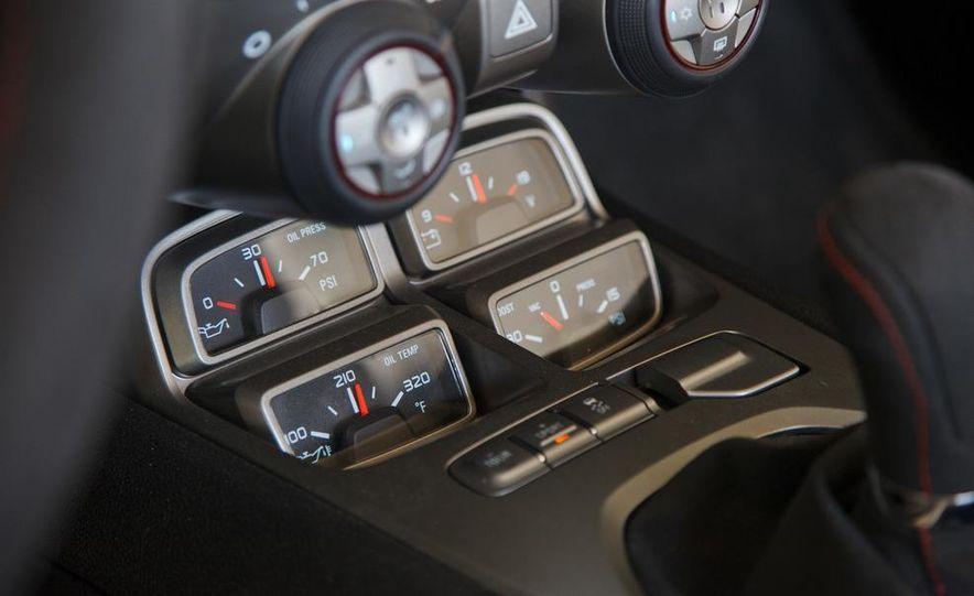2013 Chevrolet Camaro ZL1 convertible - Slide 33