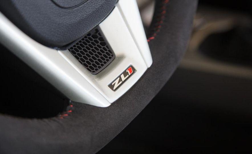 2013 Chevrolet Camaro ZL1 convertible - Slide 31