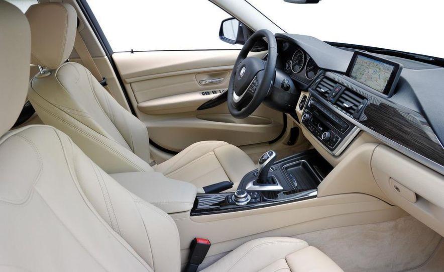 2013 BMW ActiveHybrid 5 - Slide 26