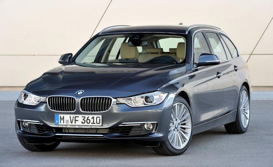 2013 BMW ActiveHybrid 5 - Slide 24