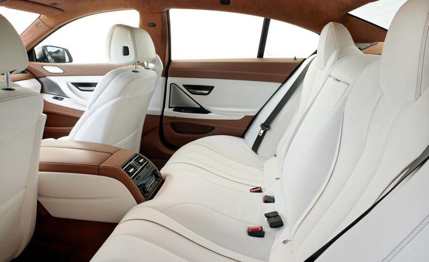 2013 BMW ActiveHybrid 5 - Slide 33