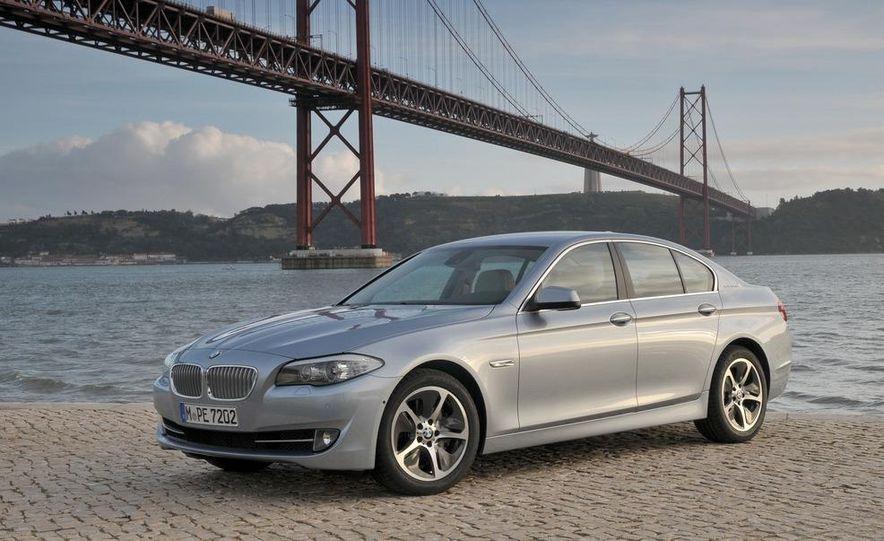2013 BMW ActiveHybrid 5 - Slide 1