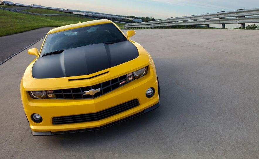 2013 Chevrolet Camaro SS 1LE - Slide 3
