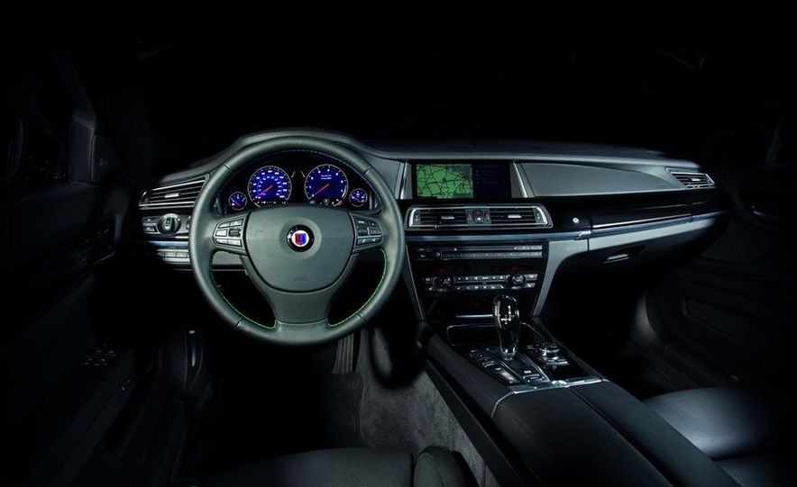 2013 BMW Alpina B7 - Slide 46