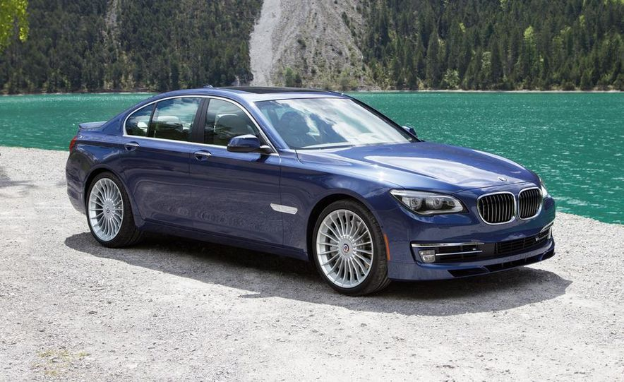 2013 BMW Alpina B7 - Slide 41