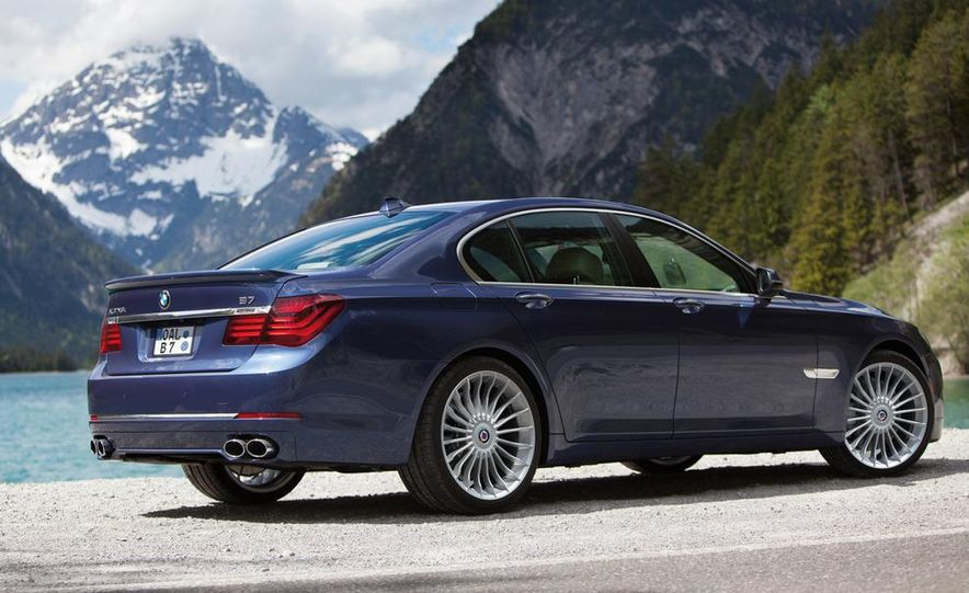 2013 BMW Alpina B7 - Slide 40