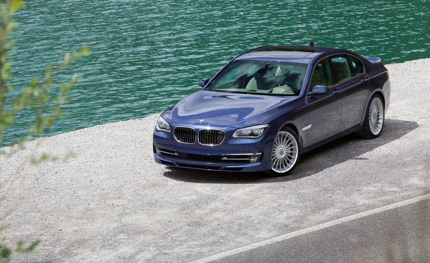 2013 BMW Alpina B7 - Slide 39