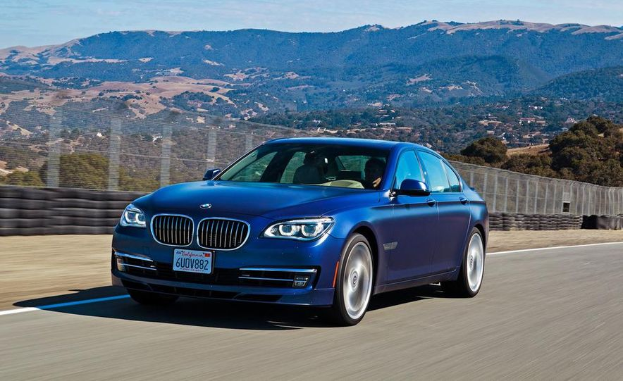 2013 BMW Alpina B7 - Slide 2