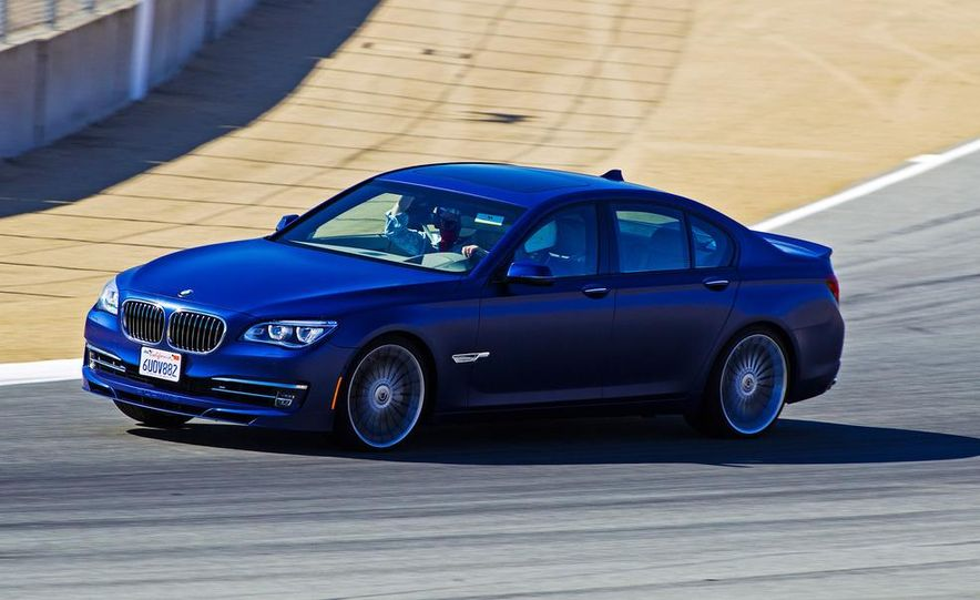 2013 BMW Alpina B7 - Slide 5