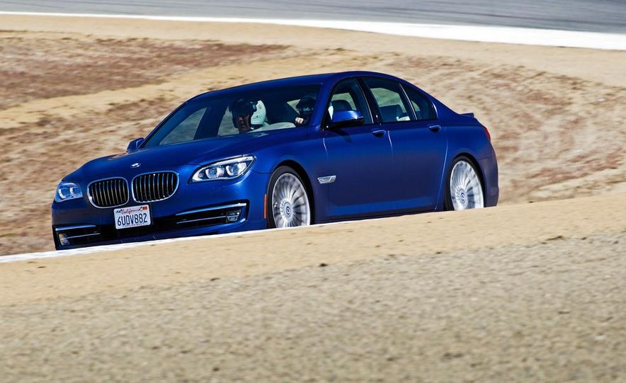 2013 BMW Alpina B7 - Slide 6