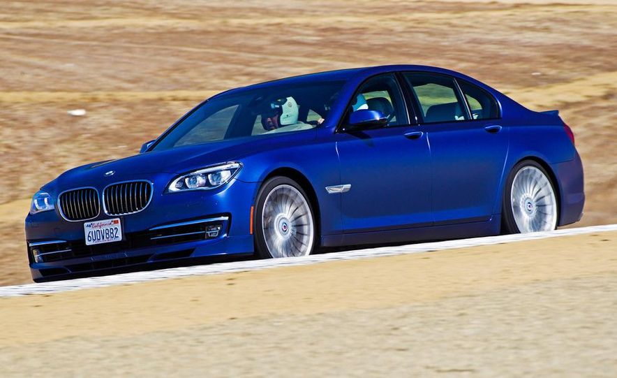 2013 BMW Alpina B7 - Slide 7