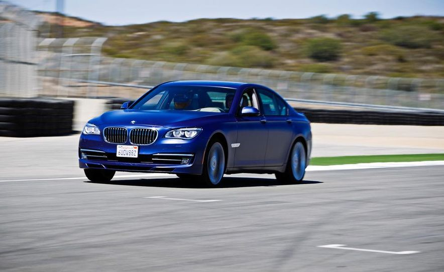 2013 BMW Alpina B7 - Slide 8