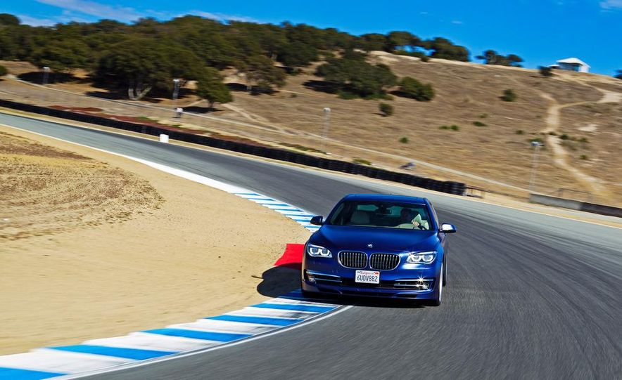 2013 BMW Alpina B7 - Slide 10