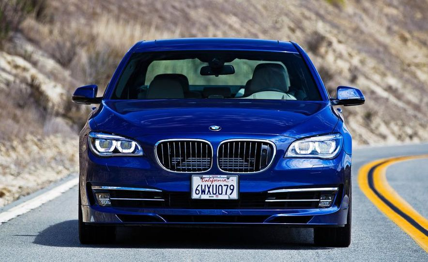 2013 BMW Alpina B7 - Slide 13