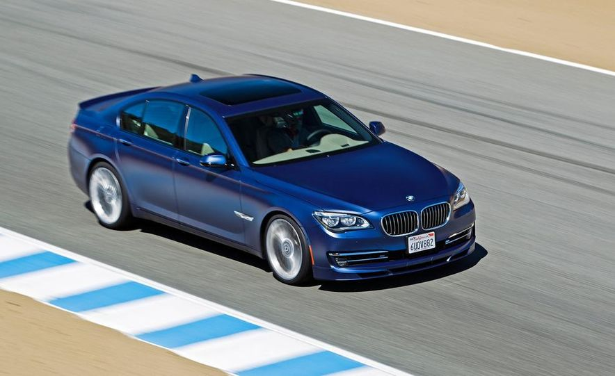 2013 BMW Alpina B7 - Slide 15