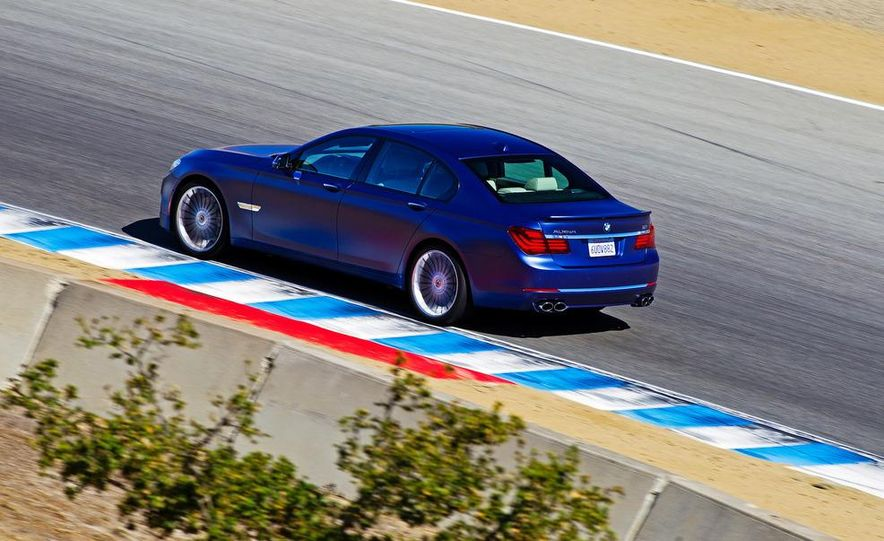 2013 BMW Alpina B7 - Slide 19