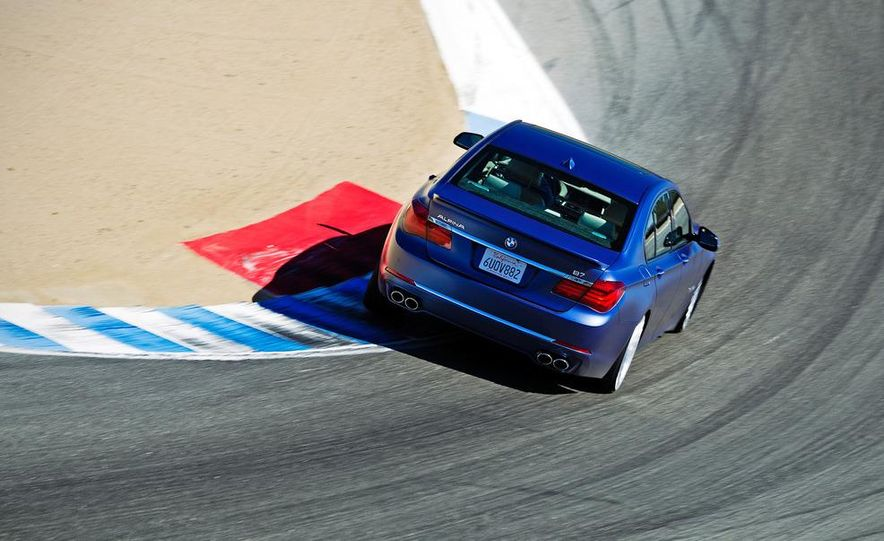 2013 BMW Alpina B7 - Slide 21