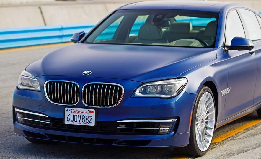 2013 BMW Alpina B7 - Slide 26