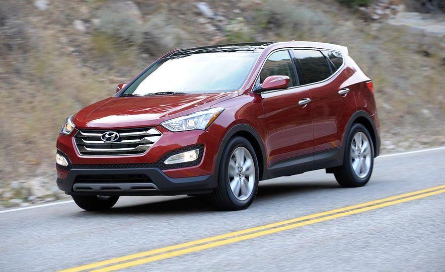 2013 Hyundai Santa Fe Sport - Slide 11