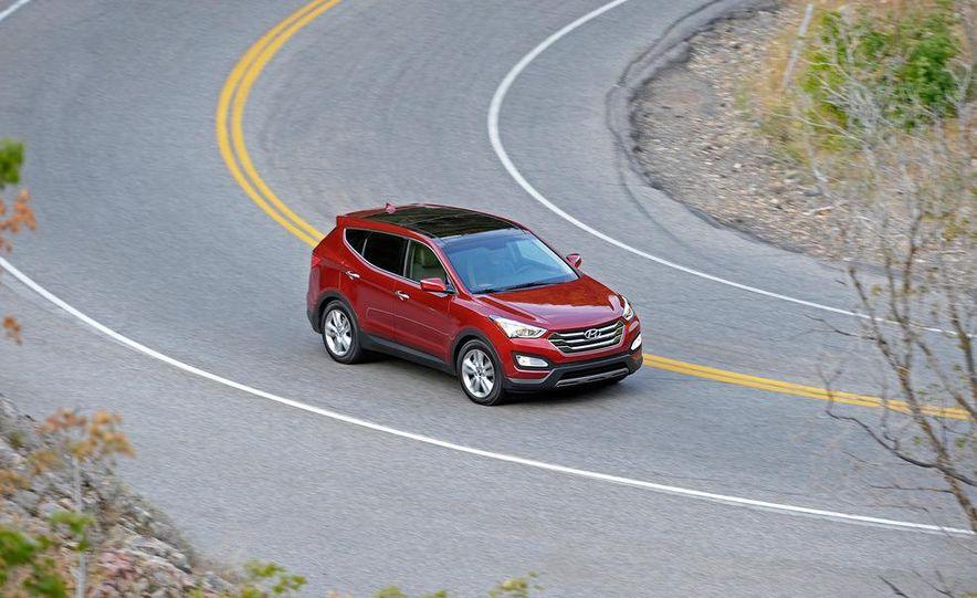 2013 Hyundai Santa Fe Sport - Slide 12