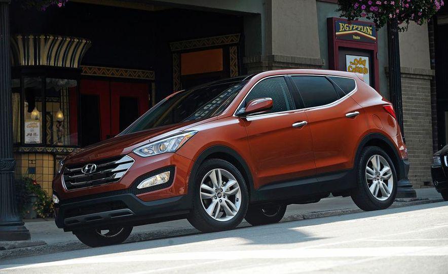 2013 Hyundai Santa Fe Sport - Slide 28