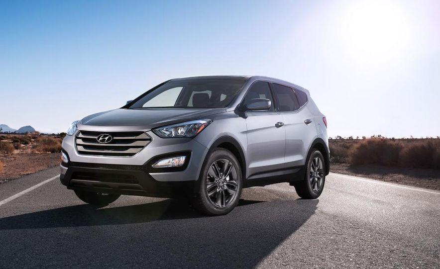 2013 Hyundai Santa Fe Sport - Slide 17