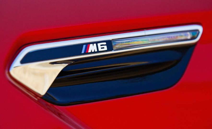 2013 BMW M6 coupe - Slide 90