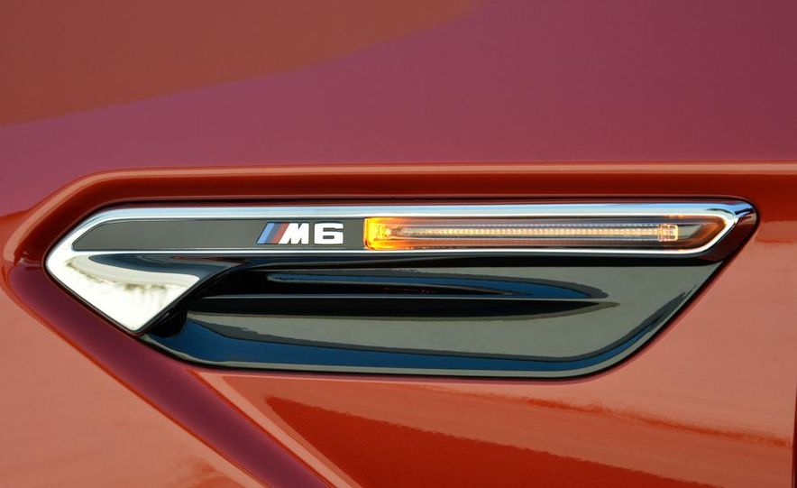 2013 BMW M6 coupe - Slide 122