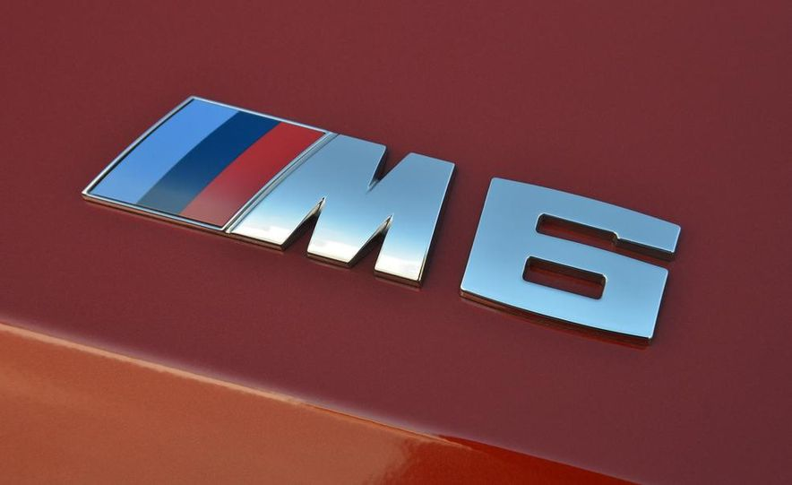 2013 BMW M6 coupe - Slide 123