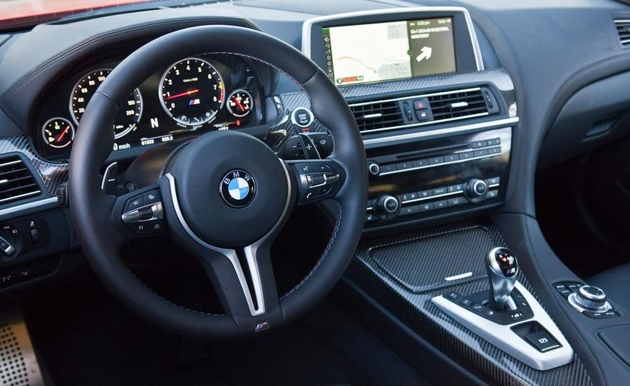 2013 BMW M6 coupe - Slide 93